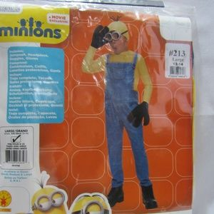 Other - 12-14 and 8-10 Minion costume